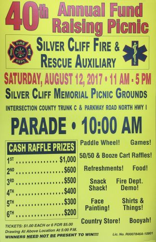 Silver Cliff Fire & Rescue Auxiliary